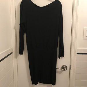 Rachel Pally Long-sleeve Boat Neck Dress